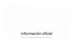 informacion oficial