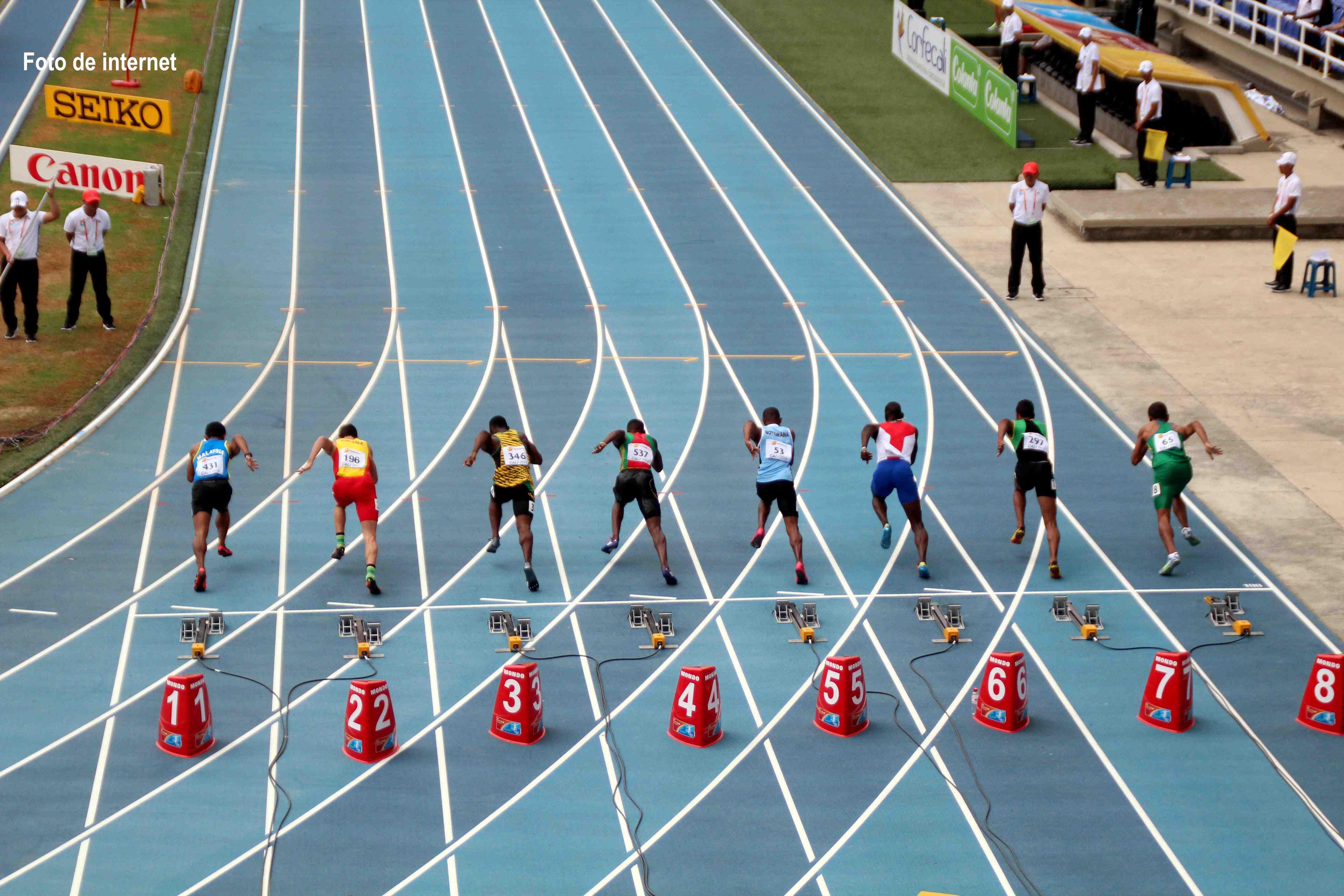 Atletismo Carolina del N