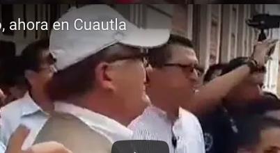Graco repudiado en Cuautla