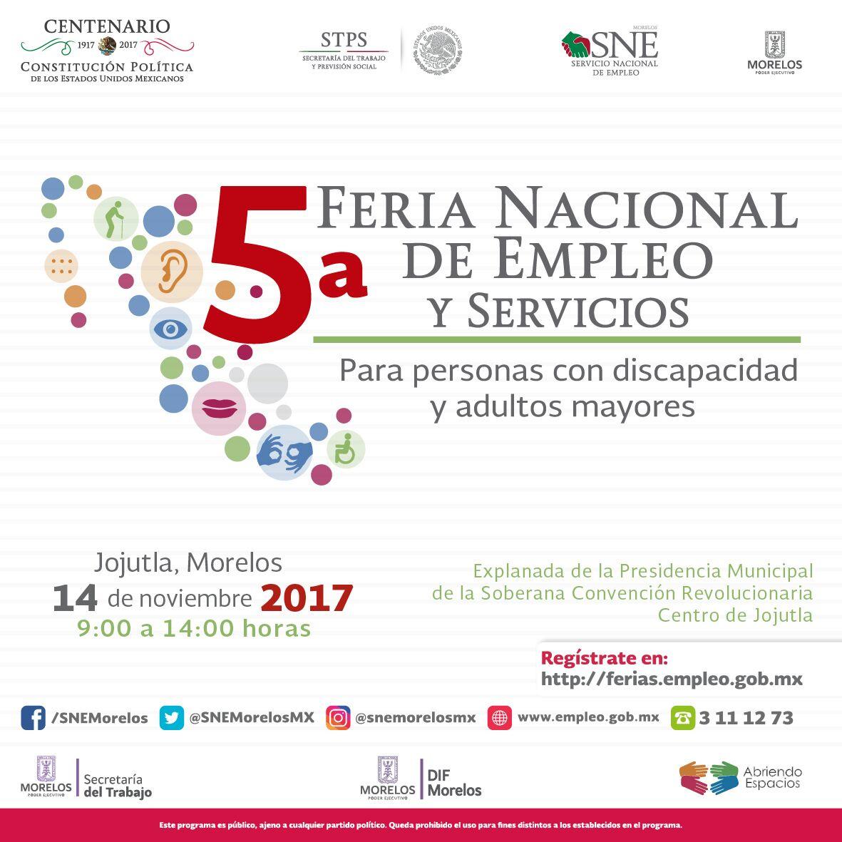 Feria Nal Empleo