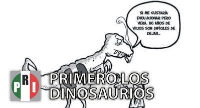 Dinosaurio pri