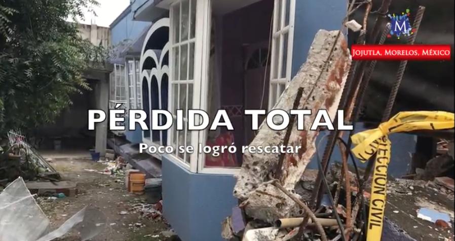 Terremoto joju gracias