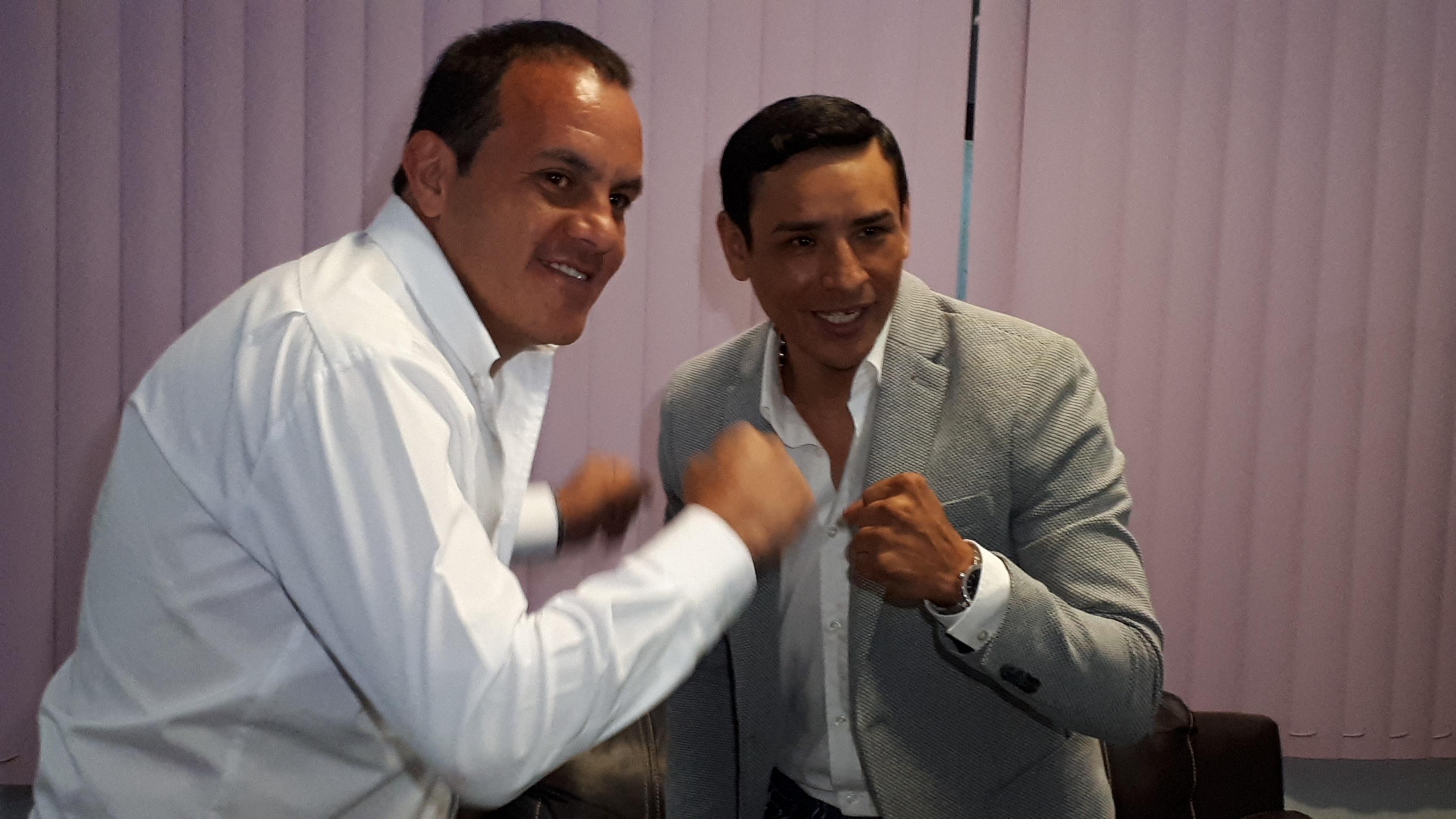 Cuau y Marquez