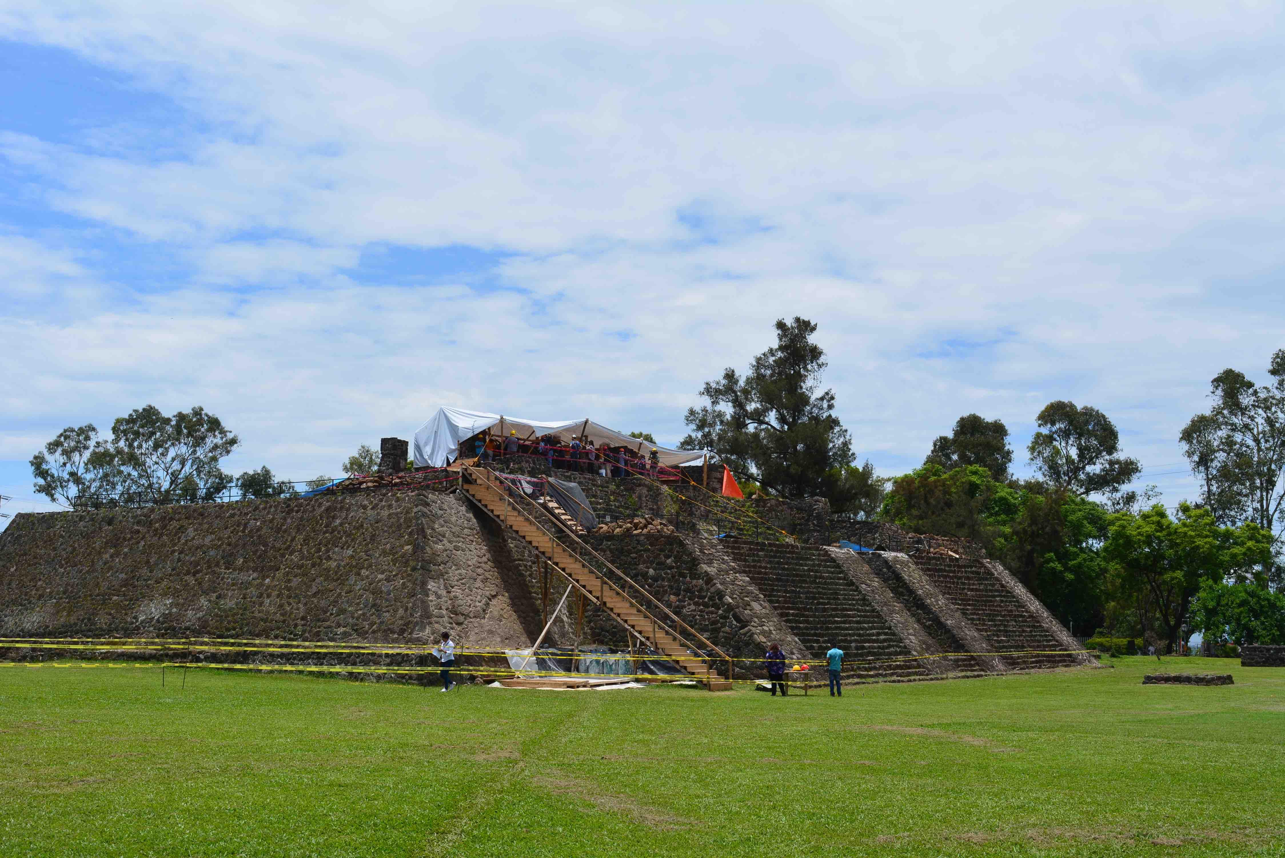 Hallazgo templo teopanzolco2