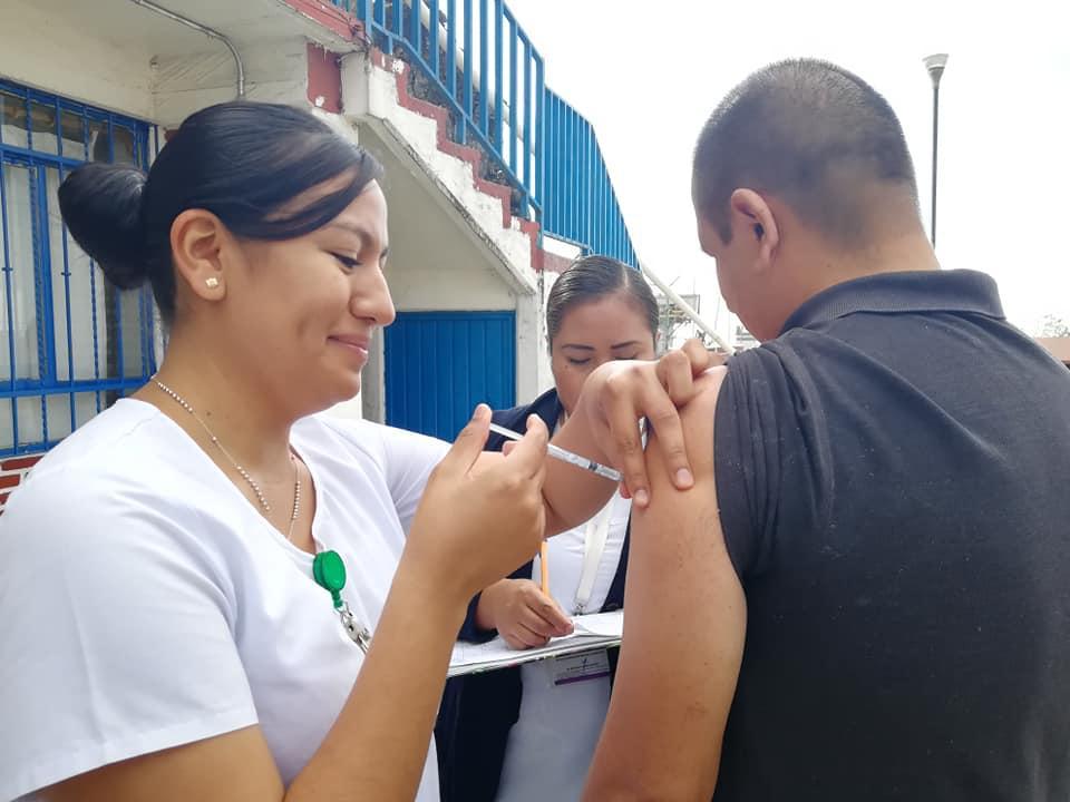 Vacuna enfermera