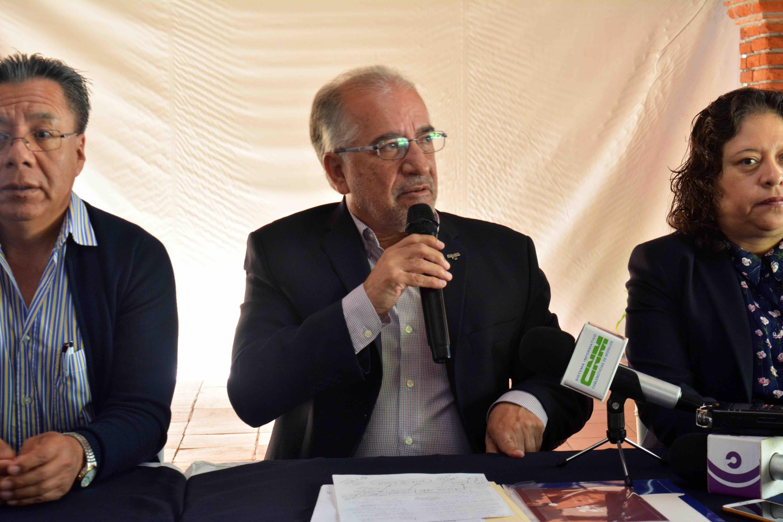 Rector UAEM Urquiza