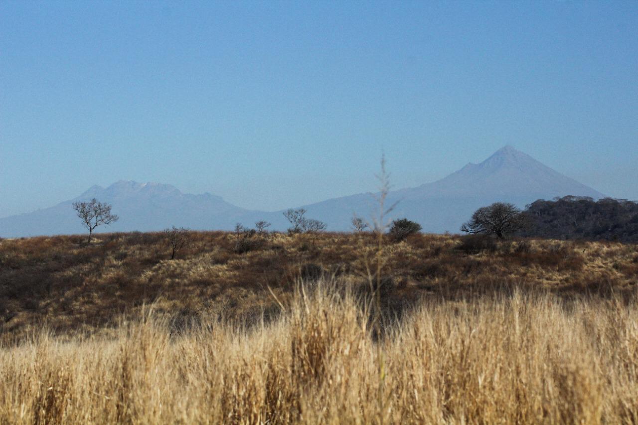 Volcan ruta Zapata