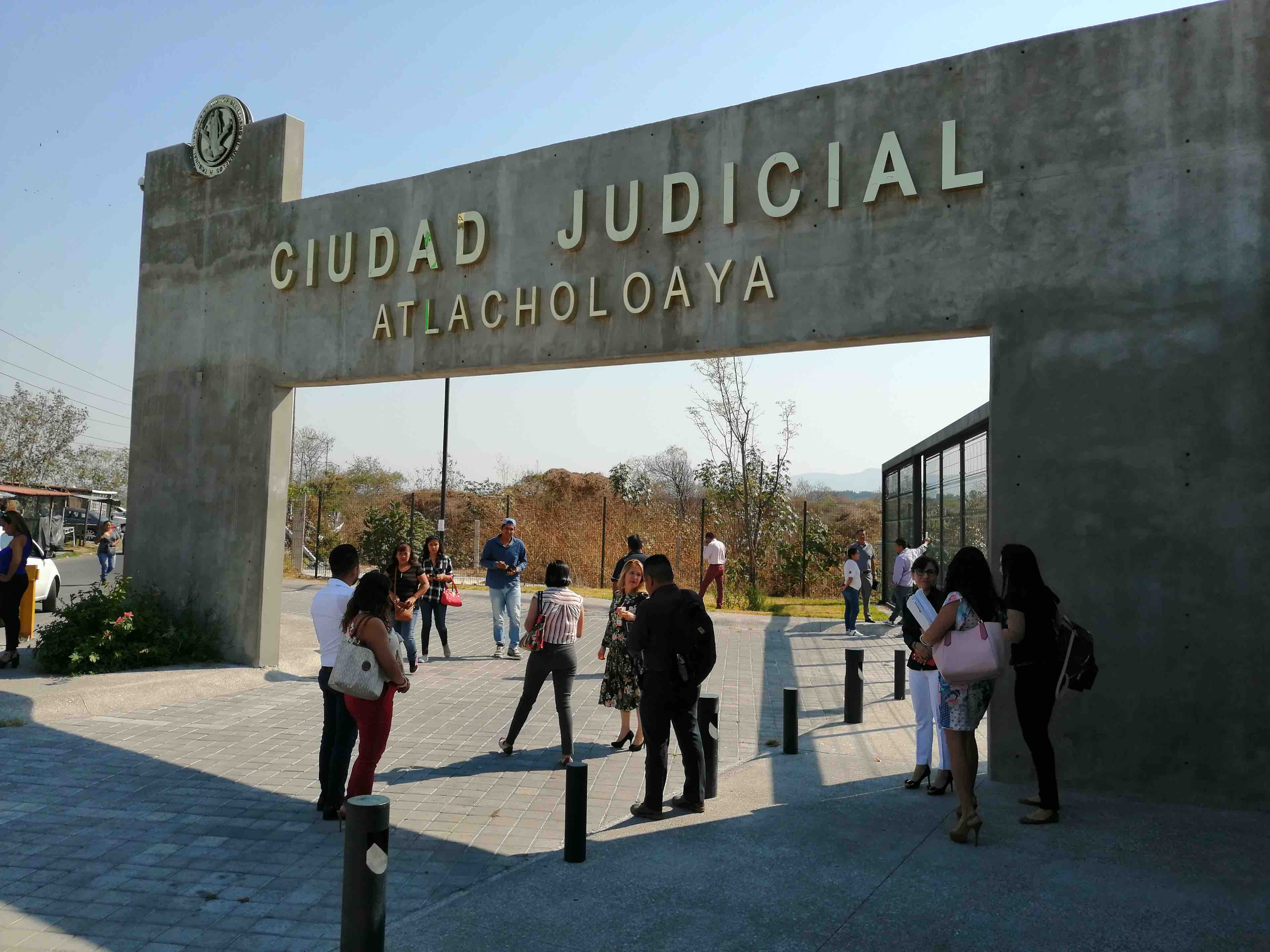 Ciudad Judicial Atlacholoaya
