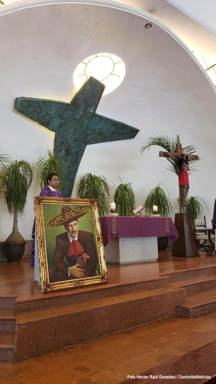 Misa Pedro Infante