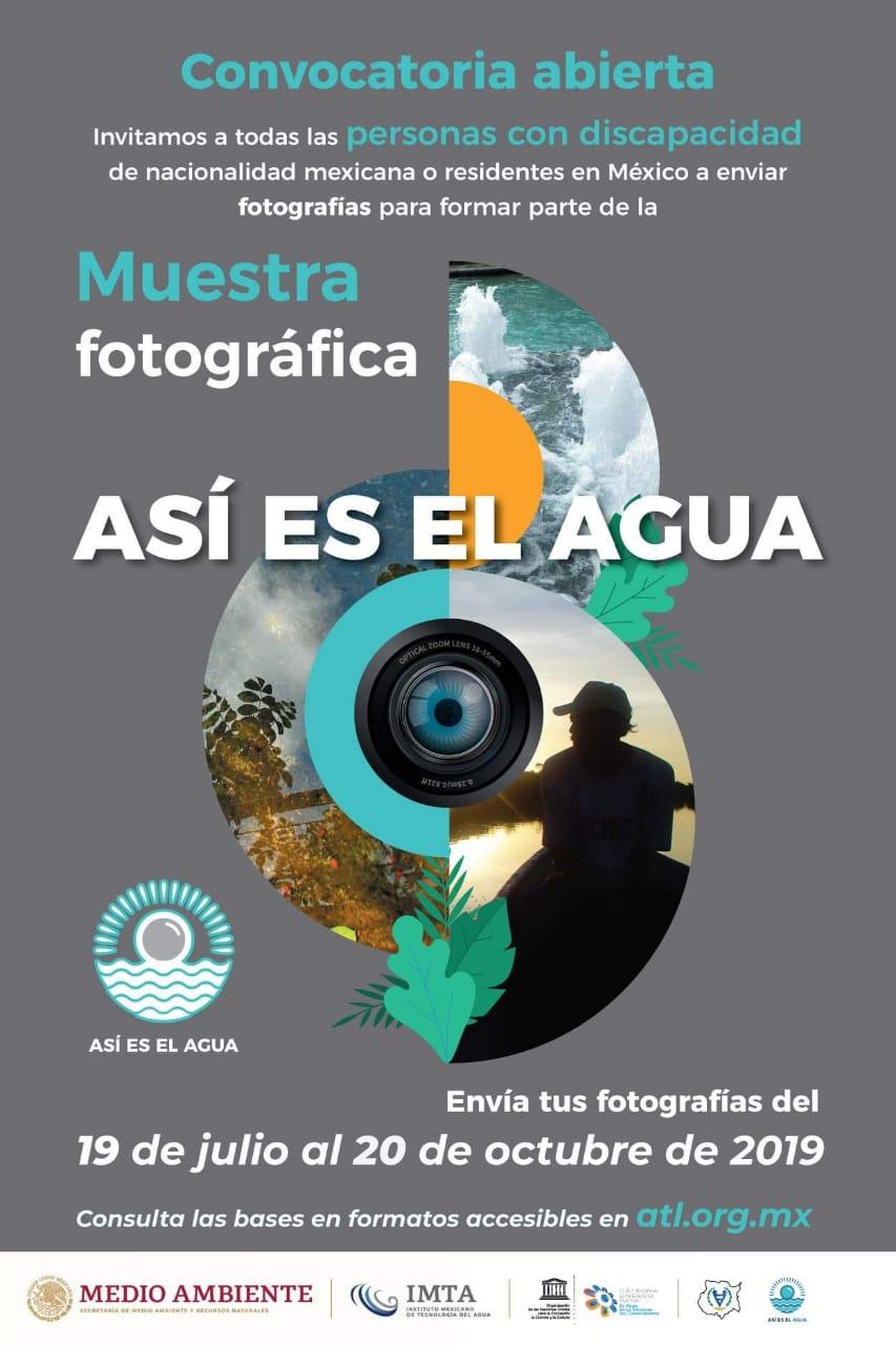 Concurso foto agua
