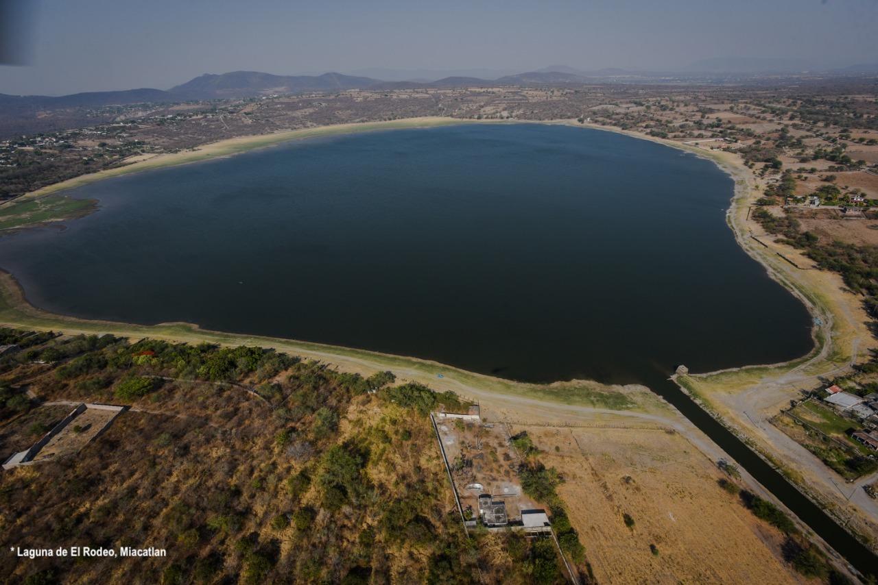 Laguna de El Rodeo, Miacatlan