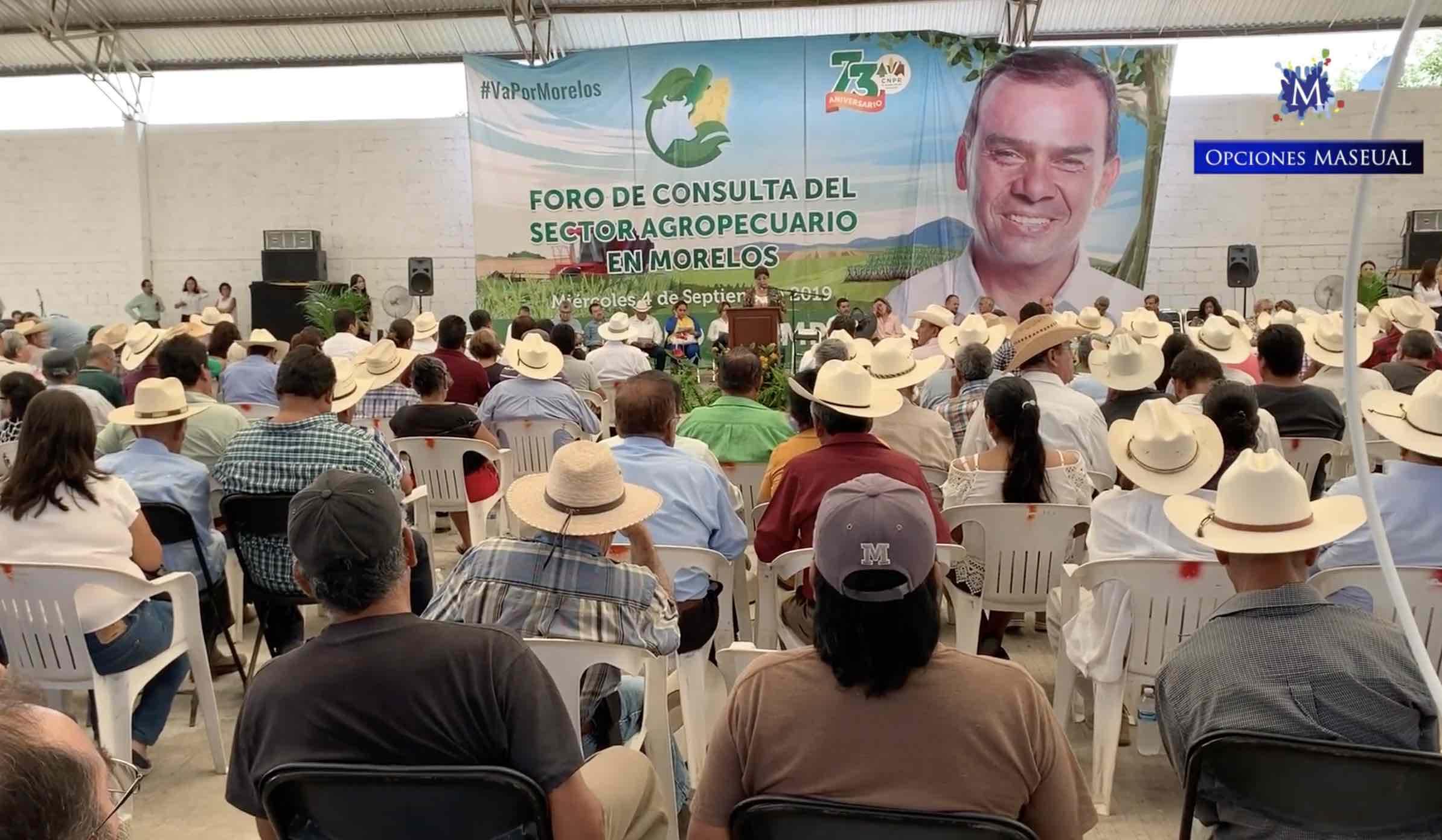 Foro Cañero Pedro Ocampo