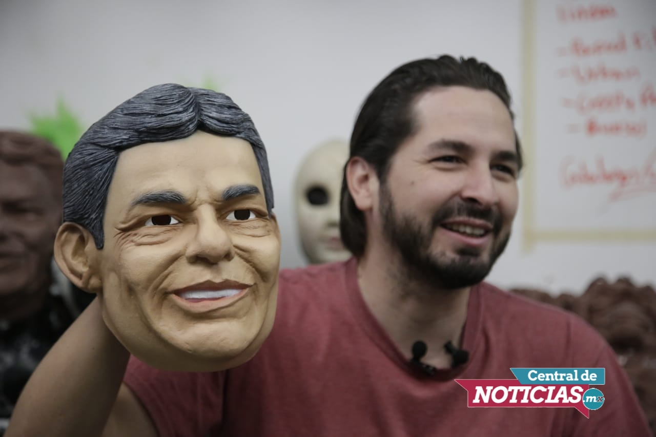 Mascara Jose Jose