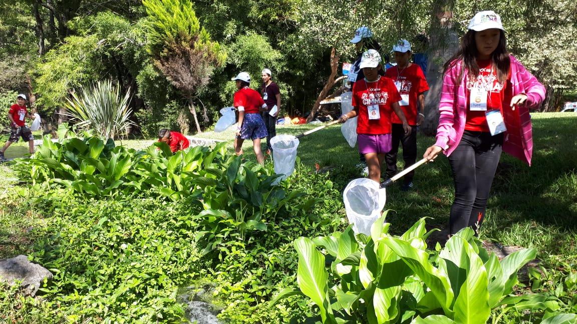 Cumbre infantil Yautepec