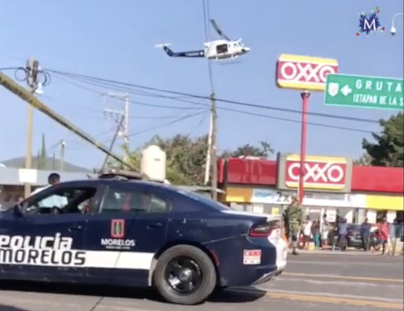 Policias acribillados Coatlan