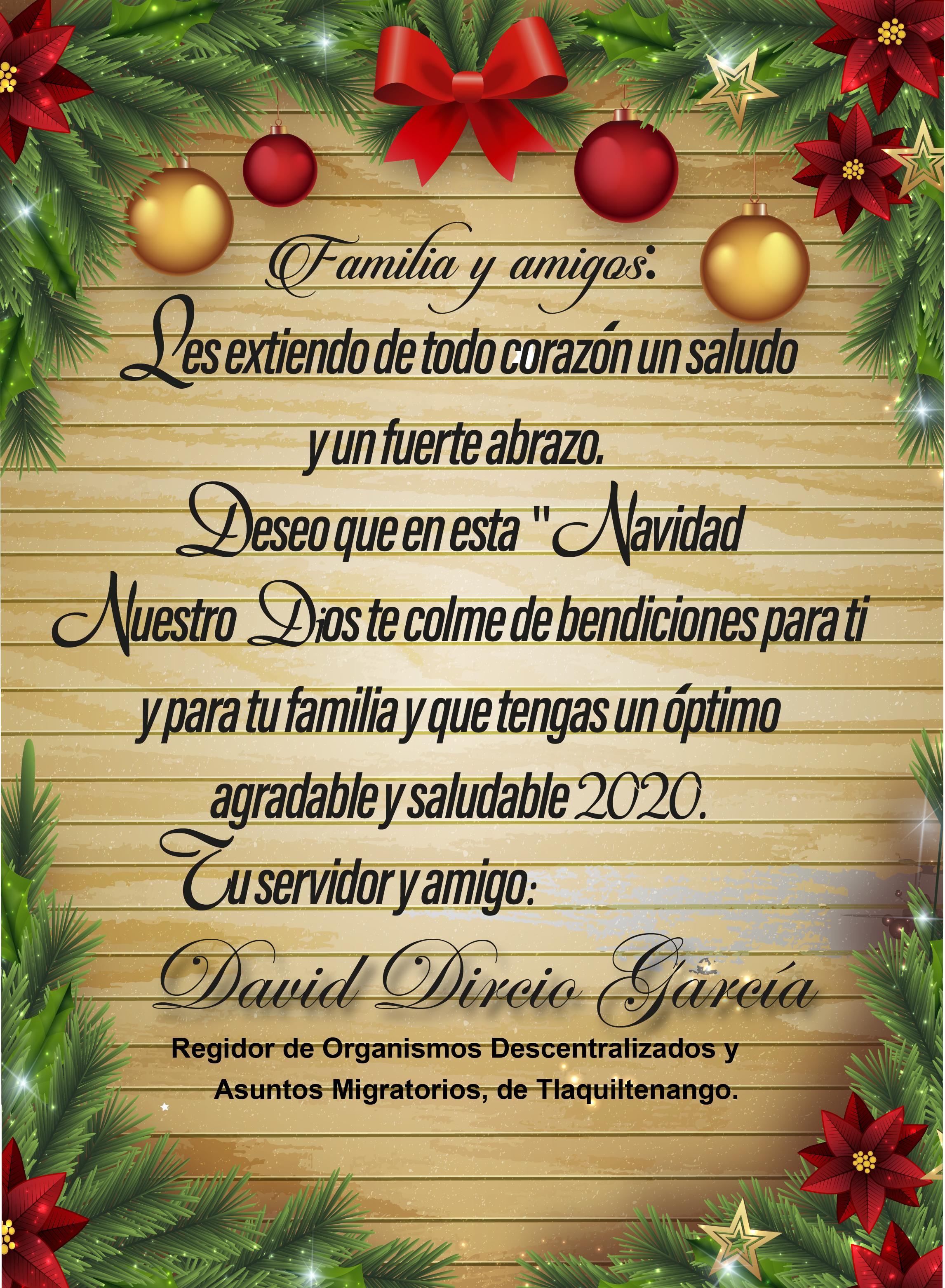 DAvid Dircio Navidad19-01