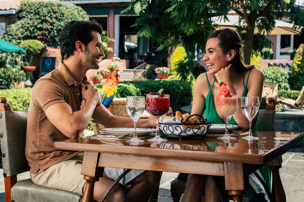 Turismo restaurant Mor
