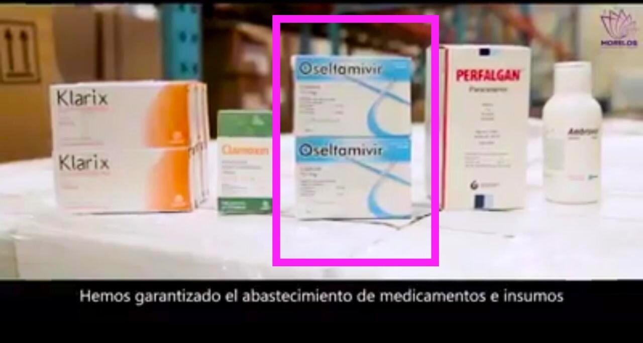 Recetara Salud Oseltamivir Antiviral Que Oms Desaprobo En 2017