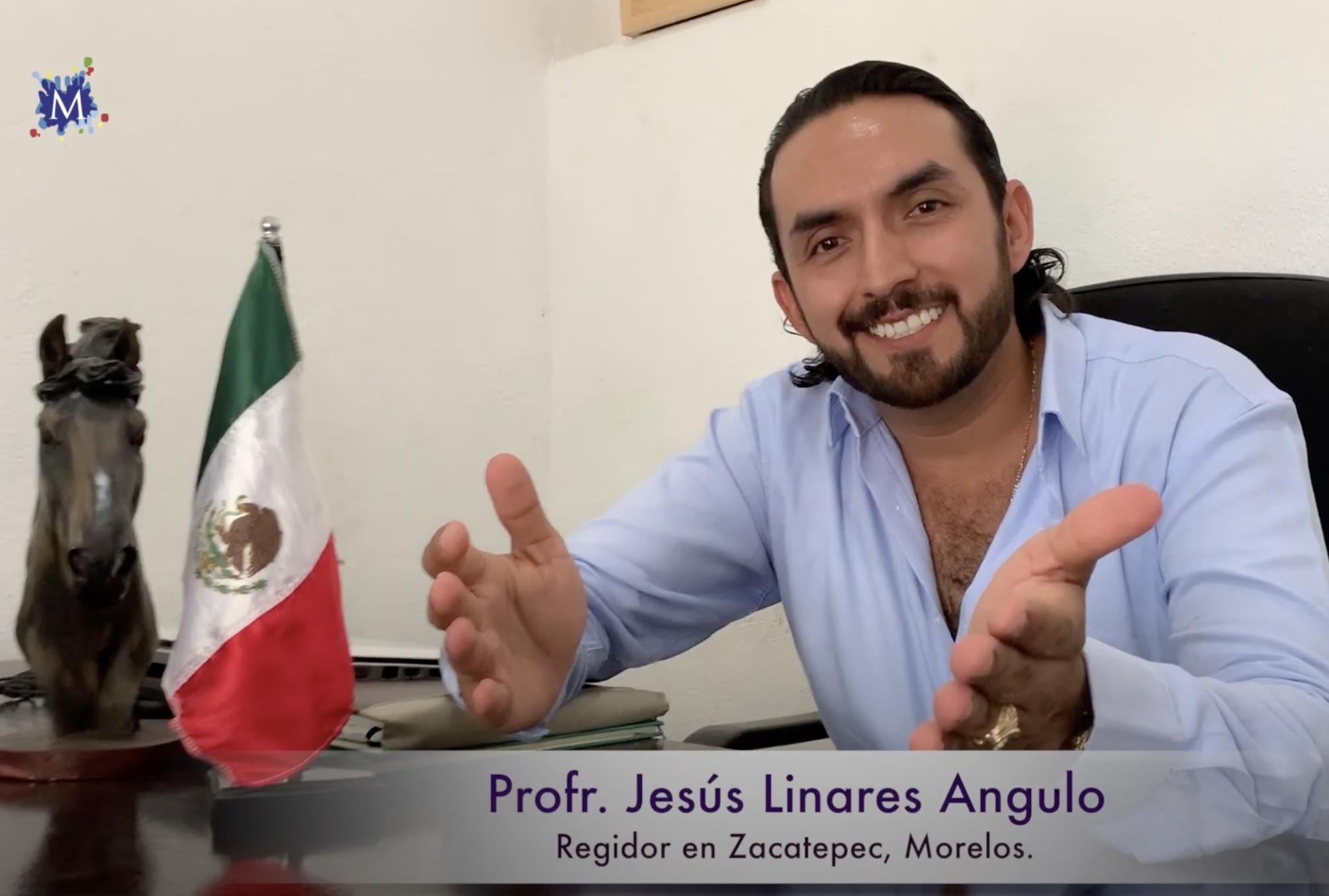 Jesús Linares Felicita