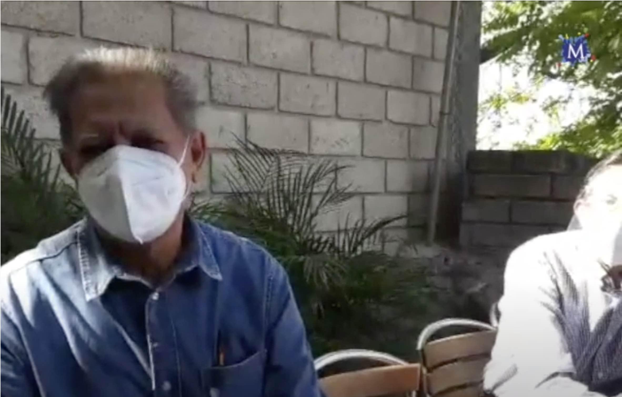 Morenistas contra Amado Orihuela