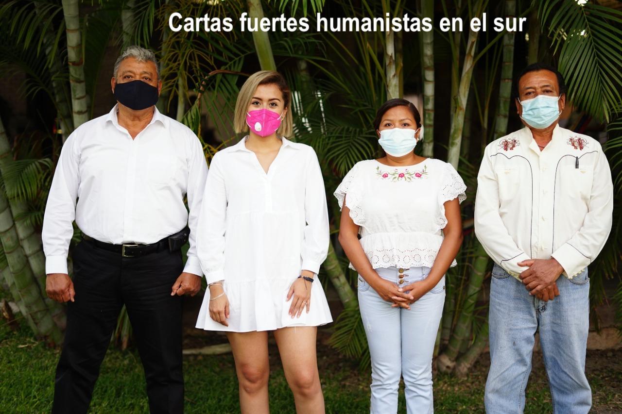 Kikis Melgoza Roque Humanistas