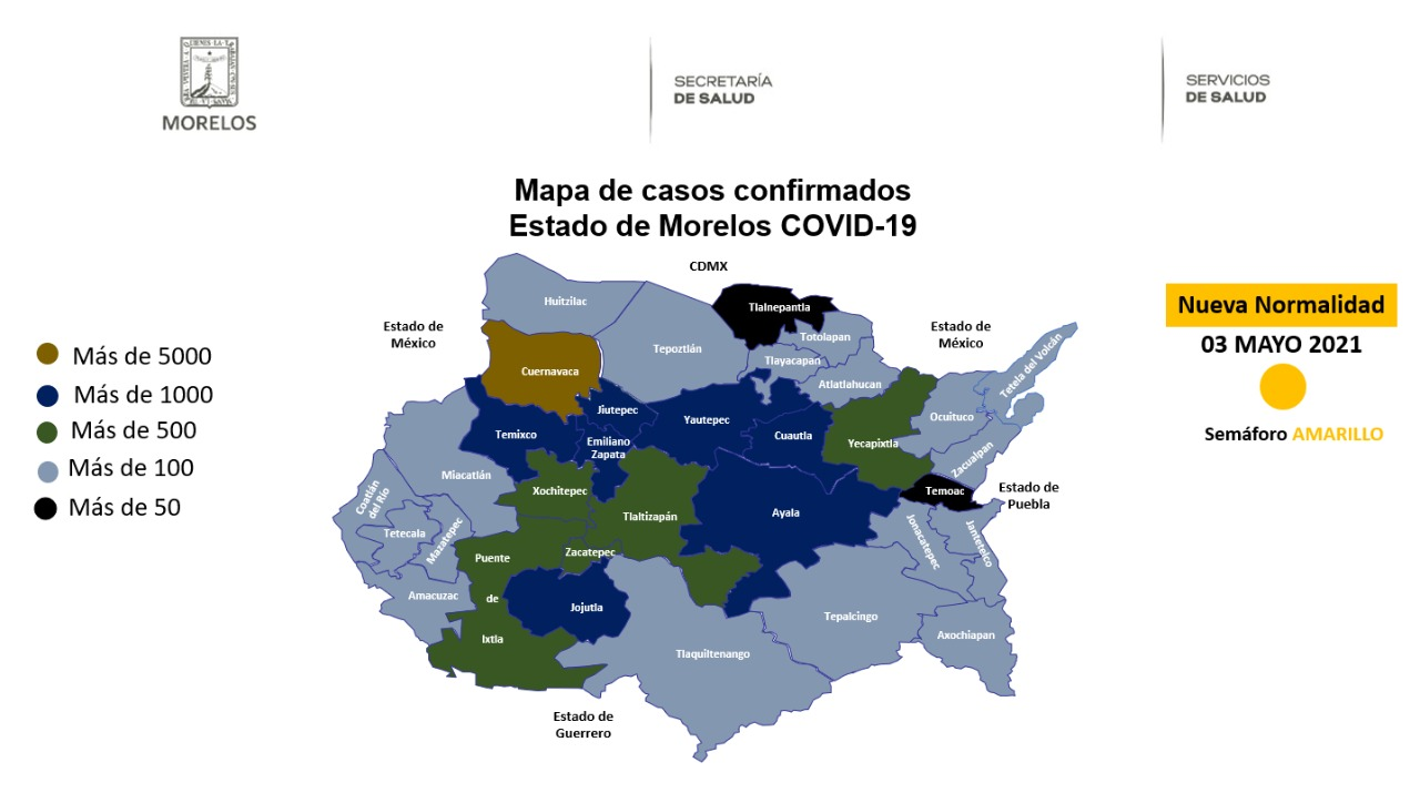 COVID 3 MAYO DE 2021