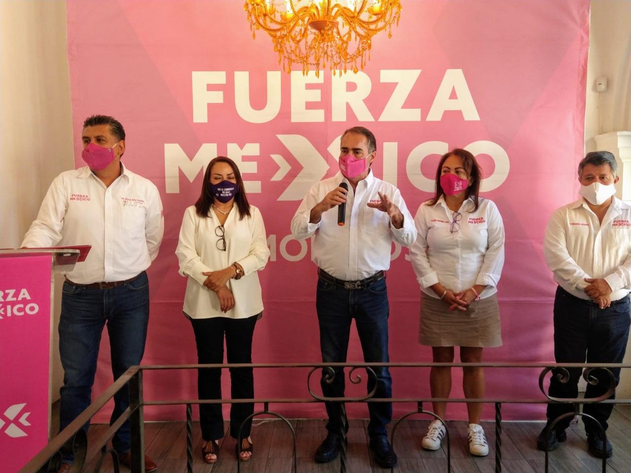 PARTIDO FUERZA MÉXICO